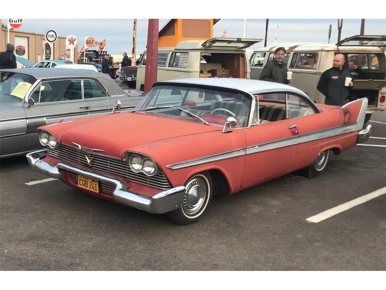 1957 Plymouth Fury (CC-1212651) for sale in Cadillac, Michigan
