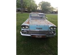 1958 Chevrolet Bel Air (CC-1212653) for sale in Cadillac, Michigan