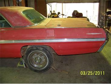 1962 Pontiac Bonneville (CC-1212654) for sale in Cadillac, Michigan