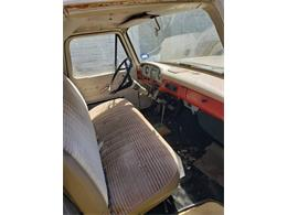 1963 Ford Pickup (CC-1212657) for sale in Cadillac, Michigan