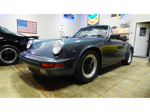 1988 Porsche 911 (CC-1212756) for sale in Atlanta, Georgia
