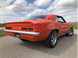 1969 Chevrolet Camaro (CC-1210276) for sale in Lincoln, Nebraska