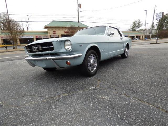 1966 Ford Mustang (CC-1212760) for sale in Atlanta, Georgia