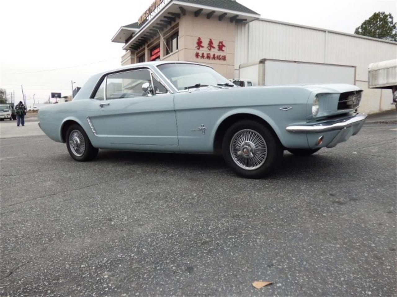 1966 Ford Mustang (CC-1212760) for sale in Atlanta, Georgia