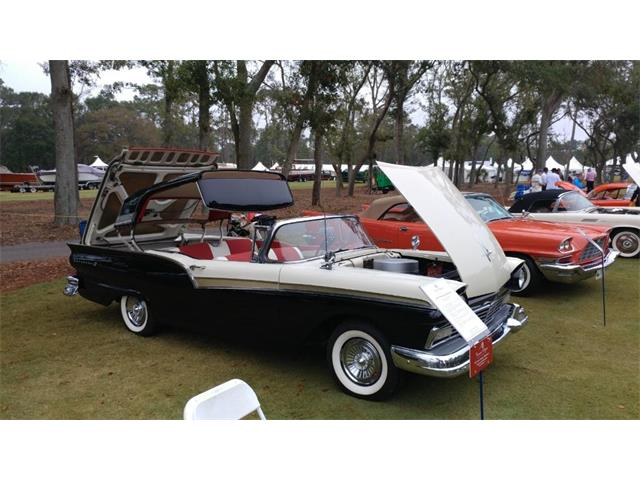 1957 Ford Fairlane 500 (CC-1212763) for sale in Atlanta, Georgia