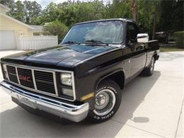 1986 GMC Sierra (CC-1212794) for sale in Sarasota, Florida