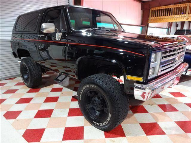 Classic Chevrolet Blazer For Sale On Classiccars Com Pg 5