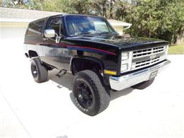 1986 Chevrolet Blazer (CC-1212796) for sale in Sarasota, Florida