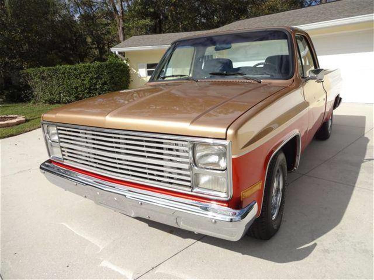 1986 Chevrolet C10 (CC-1212806) for sale in Sarasota, Florida