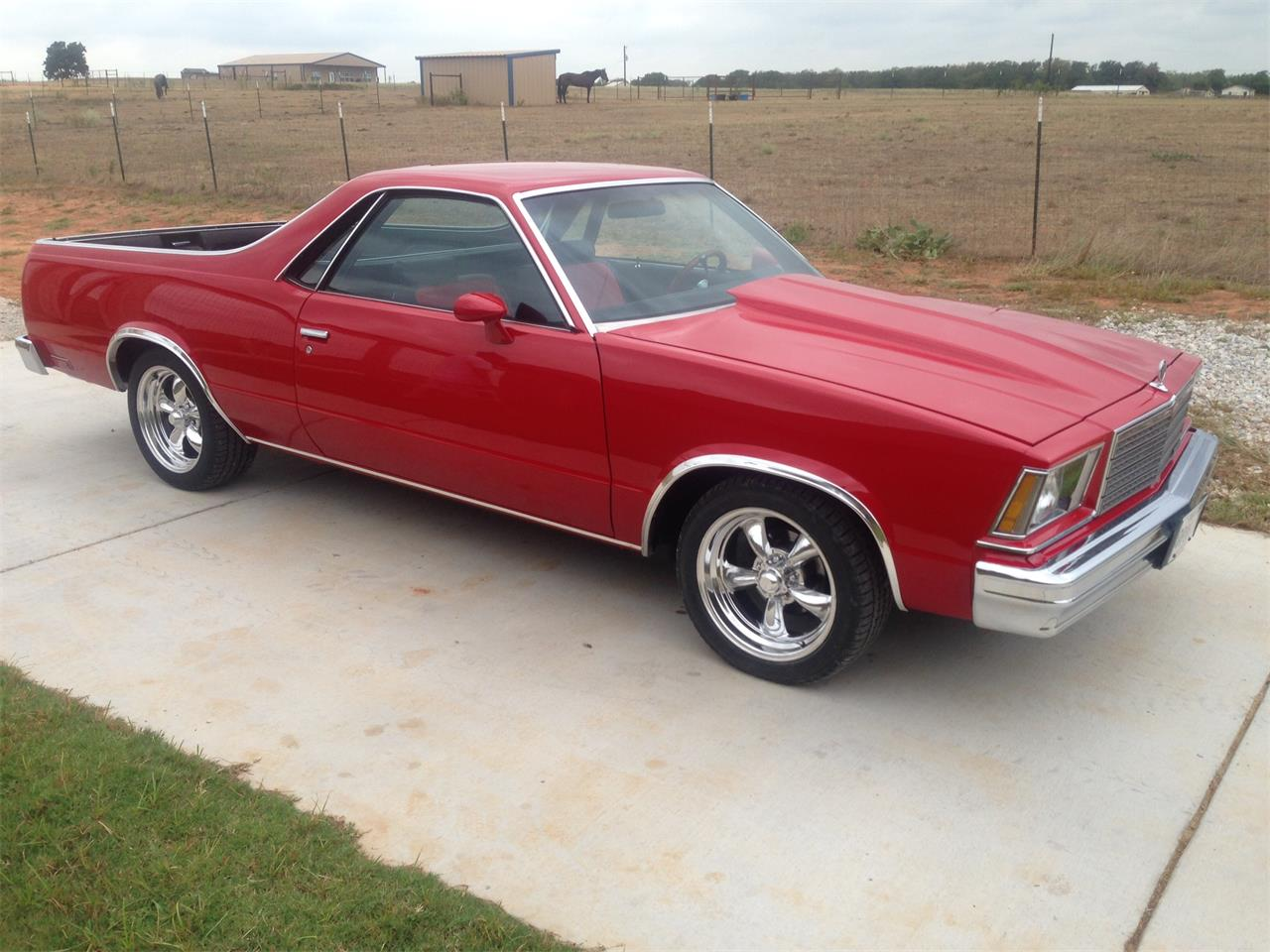1979 Chevrolet El Camino (CC-1212809) for sale in Springtown, Texas