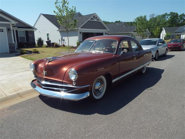 1951 Kaiser 2-Dr Sedan (CC-1212810) for sale in Greenville, South Carolina