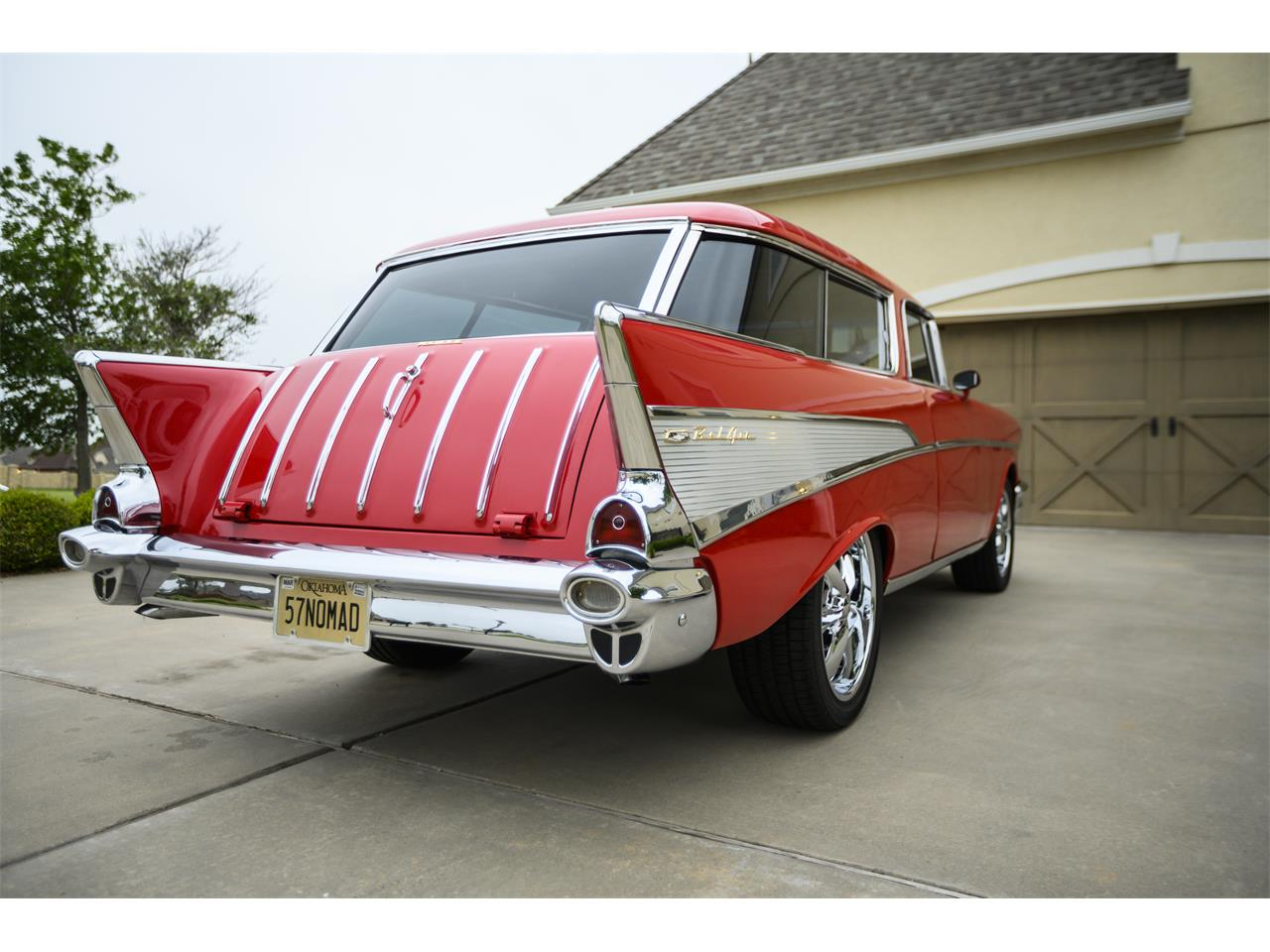 1957 Chevrolet Bel Air Nomad (CC-1212815) for sale in Lawton, Oklahoma