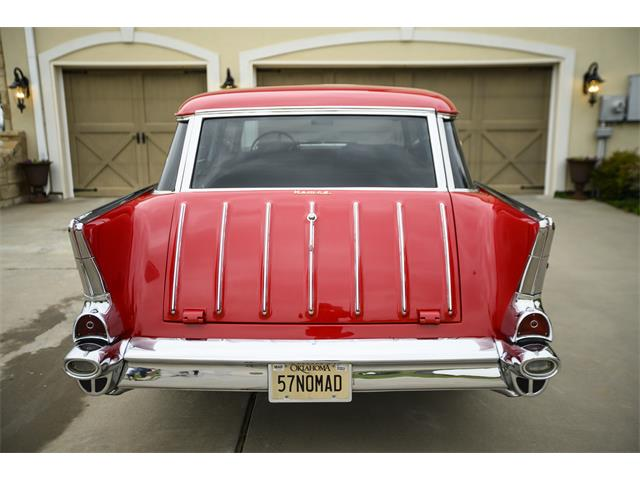 1957 Chevrolet Bel Air Nomad For Sale Classiccars Com Cc 1212815