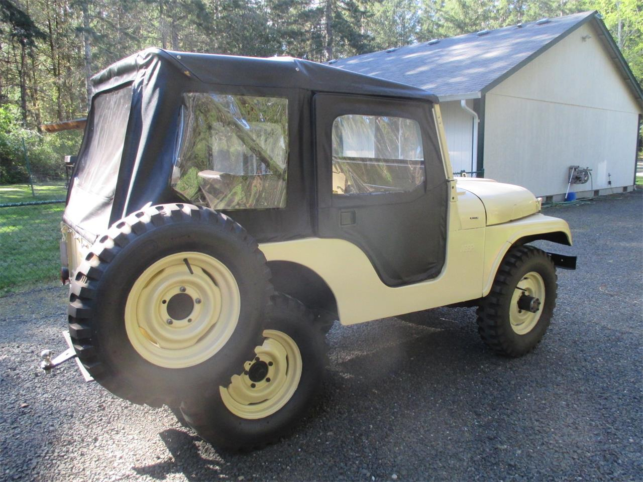 1961 Willys Jeep (CC-1212820) for sale in Tacoma, Washington