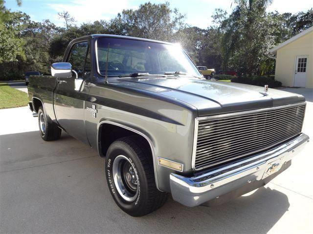 1983 Chevrolet Silverado (CC-1212821) for sale in Sarasosa, Florida