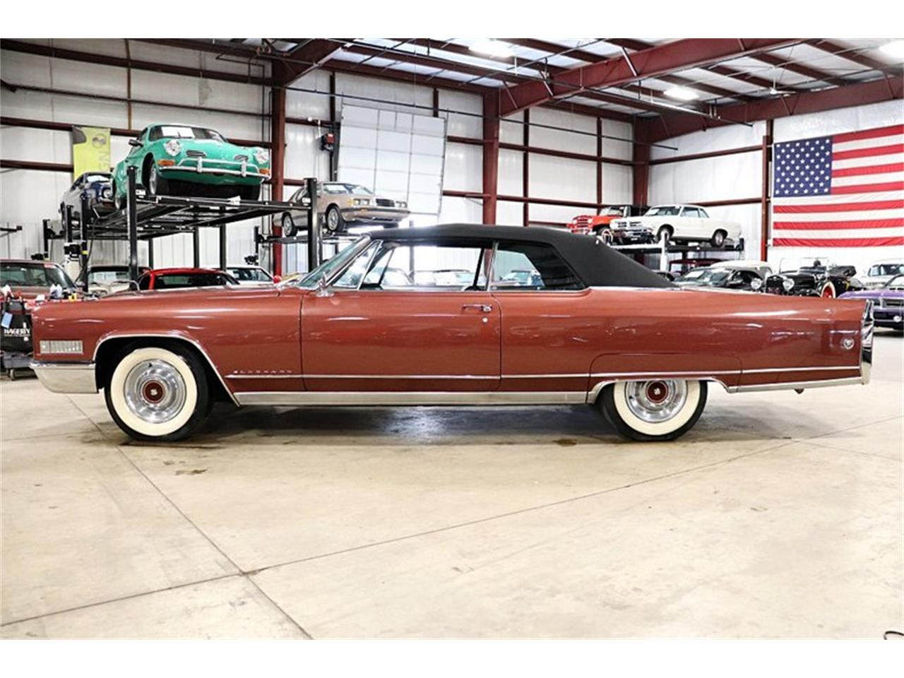 1966 Cadillac Eldorado (CC-1212877) for sale in Kentwood, Michigan