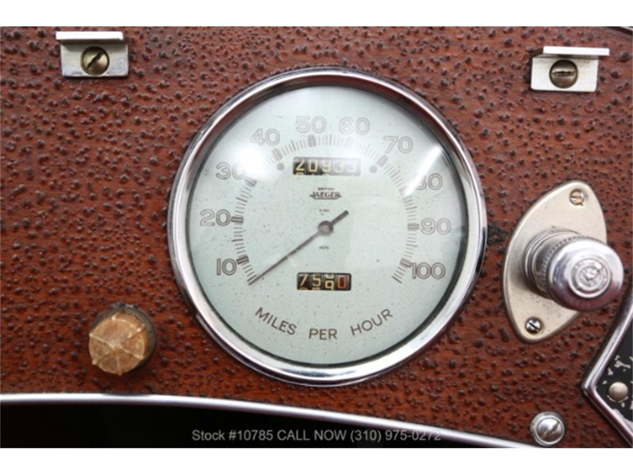 1948 MG TC (CC-1212885) for sale in Beverly Hills, California