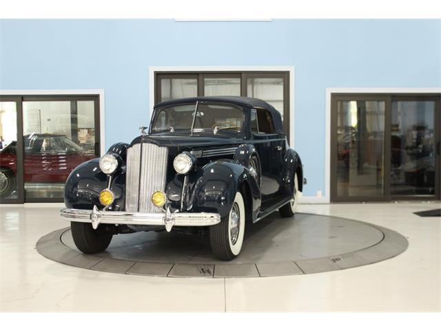 1938 Packard Eight (CC-1212921) for sale in Palmetto, Florida