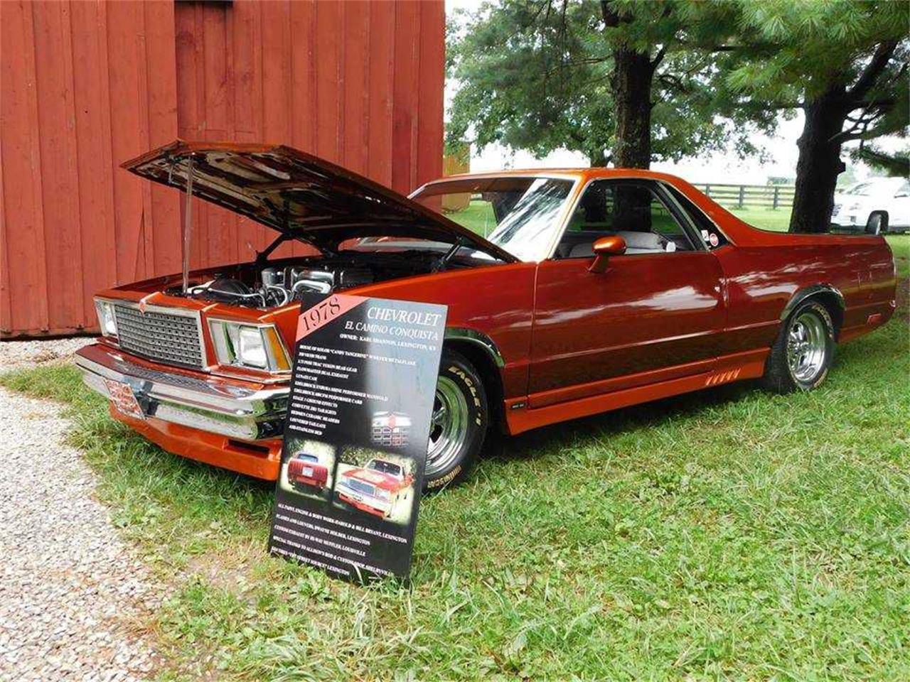 1978 Chevrolet El Camino (CC-1212922) for sale in West Pittston, Pennsylvania