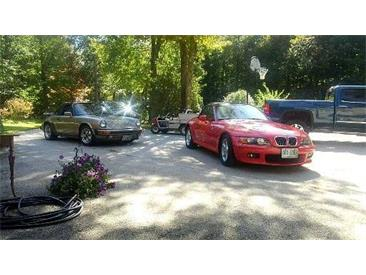 1999 BMW Z3 (CC-1212924) for sale in West Pittston, Pennsylvania