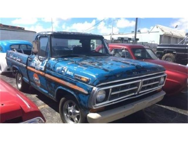 1971 Ford Pickup (CC-1212962) for sale in Miami, Florida