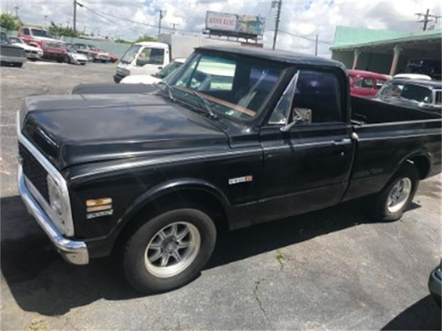 1969 Chevrolet C/K 10 (CC-1212968) for sale in Miami, Florida