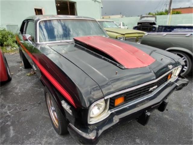 1973 Chevrolet Nova (CC-1212972) for sale in Miami, Florida