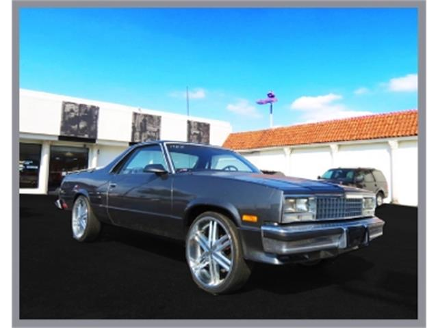 1987 Chevrolet El Camino (CC-1212976) for sale in Miami, Florida