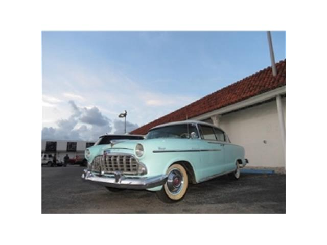 1955 Hudson Hornet (CC-1212984) for sale in Miami, Florida