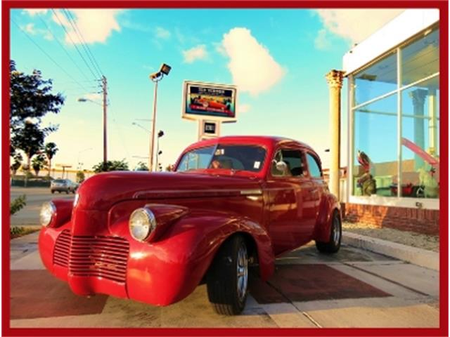 1940 Chevrolet Deluxe (CC-1212986) for sale in Miami, Florida
