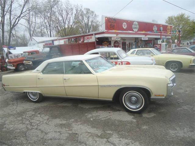 1970 Buick Electra (CC-1213104) for sale in Jackson, Michigan