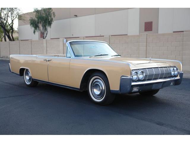 1964 Lincoln Continental (CC-1213109) for sale in Phoenix, Arizona