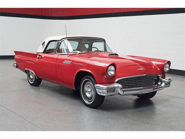 1957 Ford Thunderbird (CC-1213130) for sale in Gilbert, Arizona