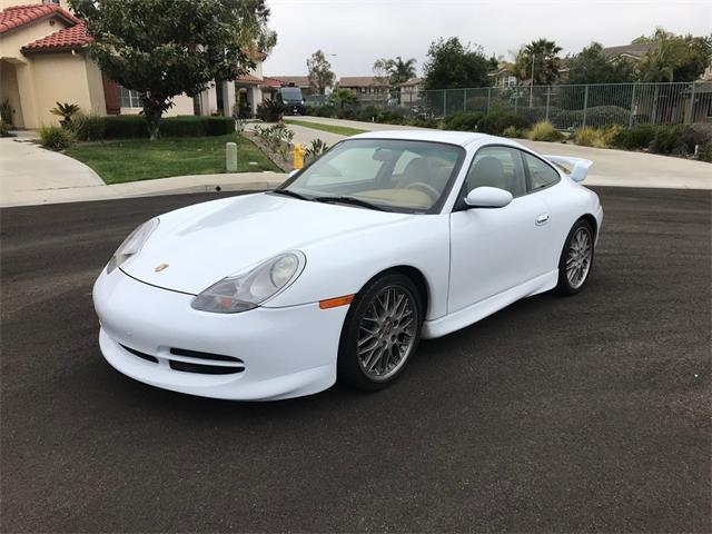 1999 Porsche 911 Carrera (CC-1213335) for sale in Oceanside, California