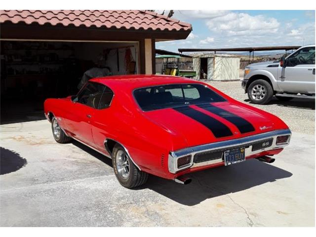 1970 Chevrolet Chevelle SS (CC-1213396) for sale in Highland, California
