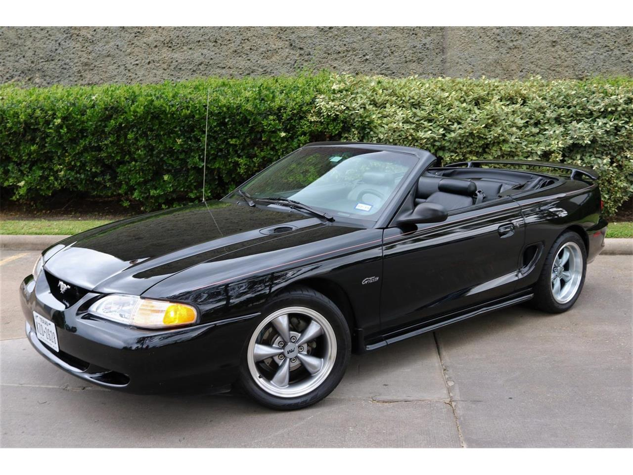 1998 Ford Mustang GT (CC-1213397) for sale in Conroe, Texas