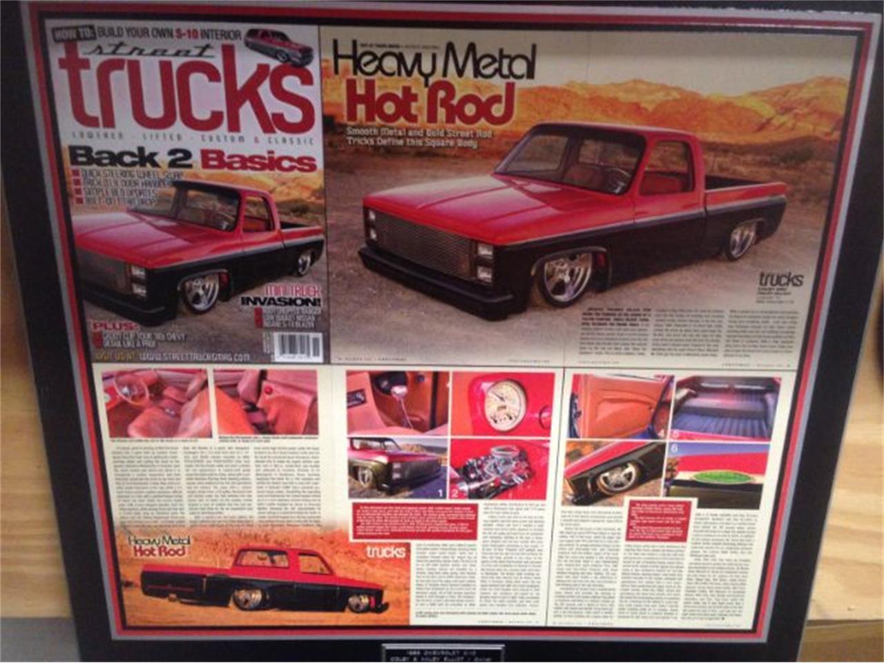 1986 Chevrolet C10 (CC-1213437) for sale in Cadillac, Michigan
