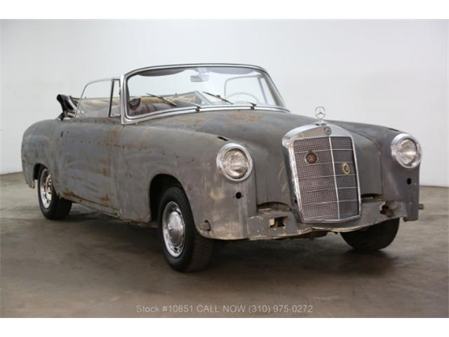 1960 Mercedes-Benz 220SE (CC-1213446) for sale in Beverly Hills, California