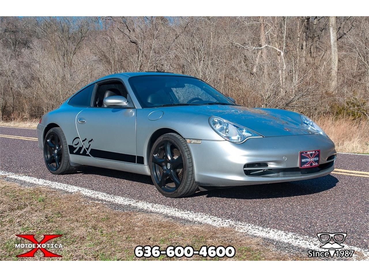 2003 Porsche 911 Carrera (CC-1213458) for sale in St. Louis, Missouri