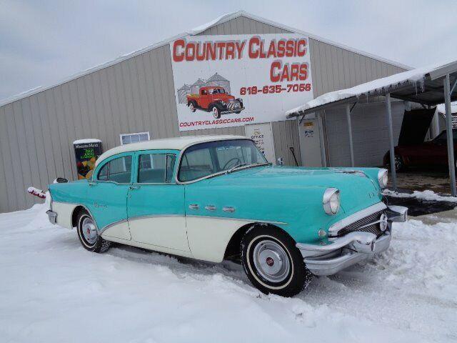 1956 Buick 40