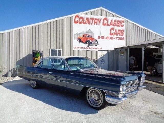 1964 Cadillac DeVille (CC-1213467) for sale in Staunton, Illinois