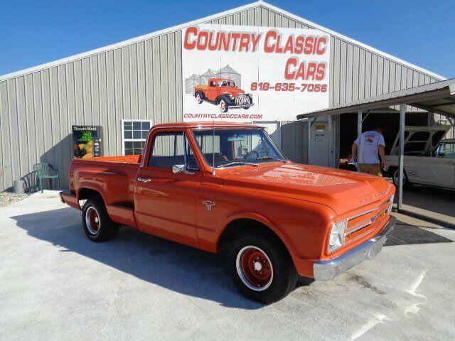 1967 Chevrolet C/K 10 (CC-1213471) for sale in Staunton, Illinois
