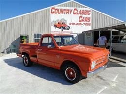 1967 Chevrolet C/K 10 (CC-1213471) for sale in Staunton, Illinois