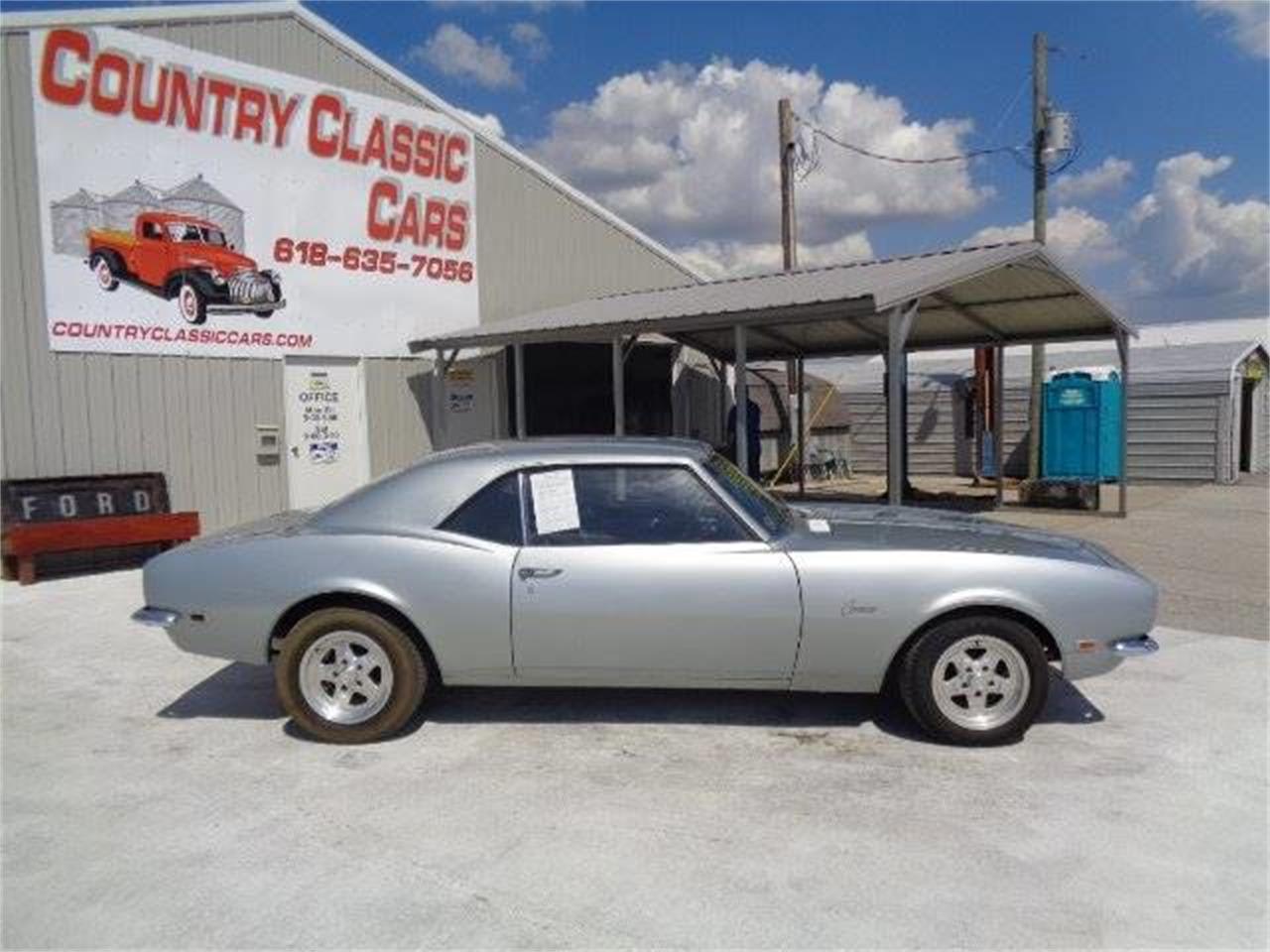 1968 Chevrolet Camaro (CC-1213472) for sale in Staunton, Illinois