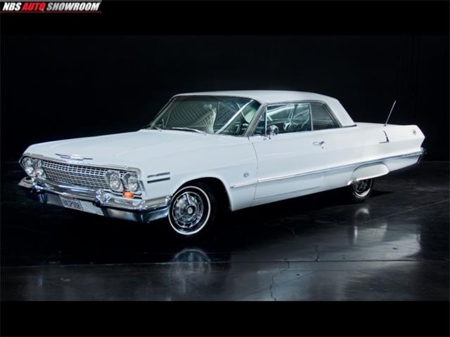 1963 Chevrolet Impala (CC-1213497) for sale in Milpitas, California