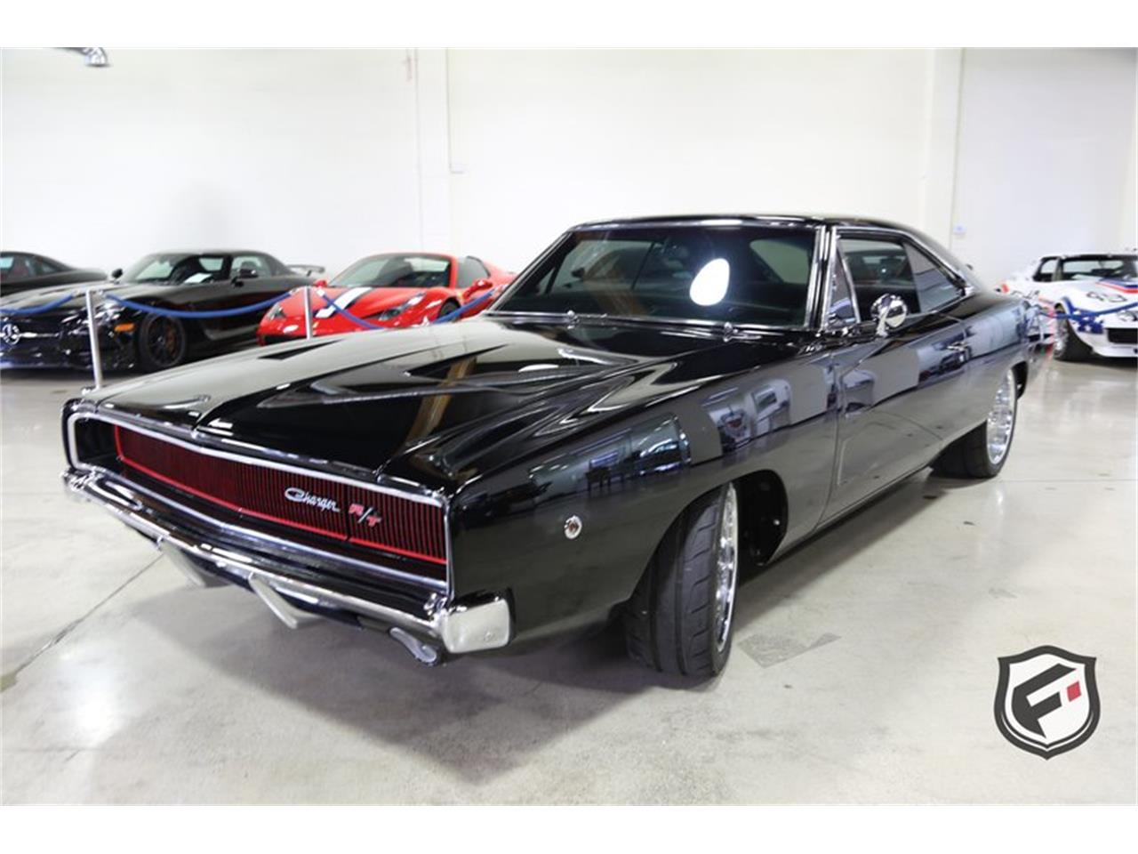 1968 Dodge Charger (CC-1213501) for sale in Chatsworth, California