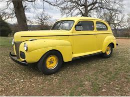 1941 Ford Sedan (CC-1213545) for sale in Cadillac, Michigan