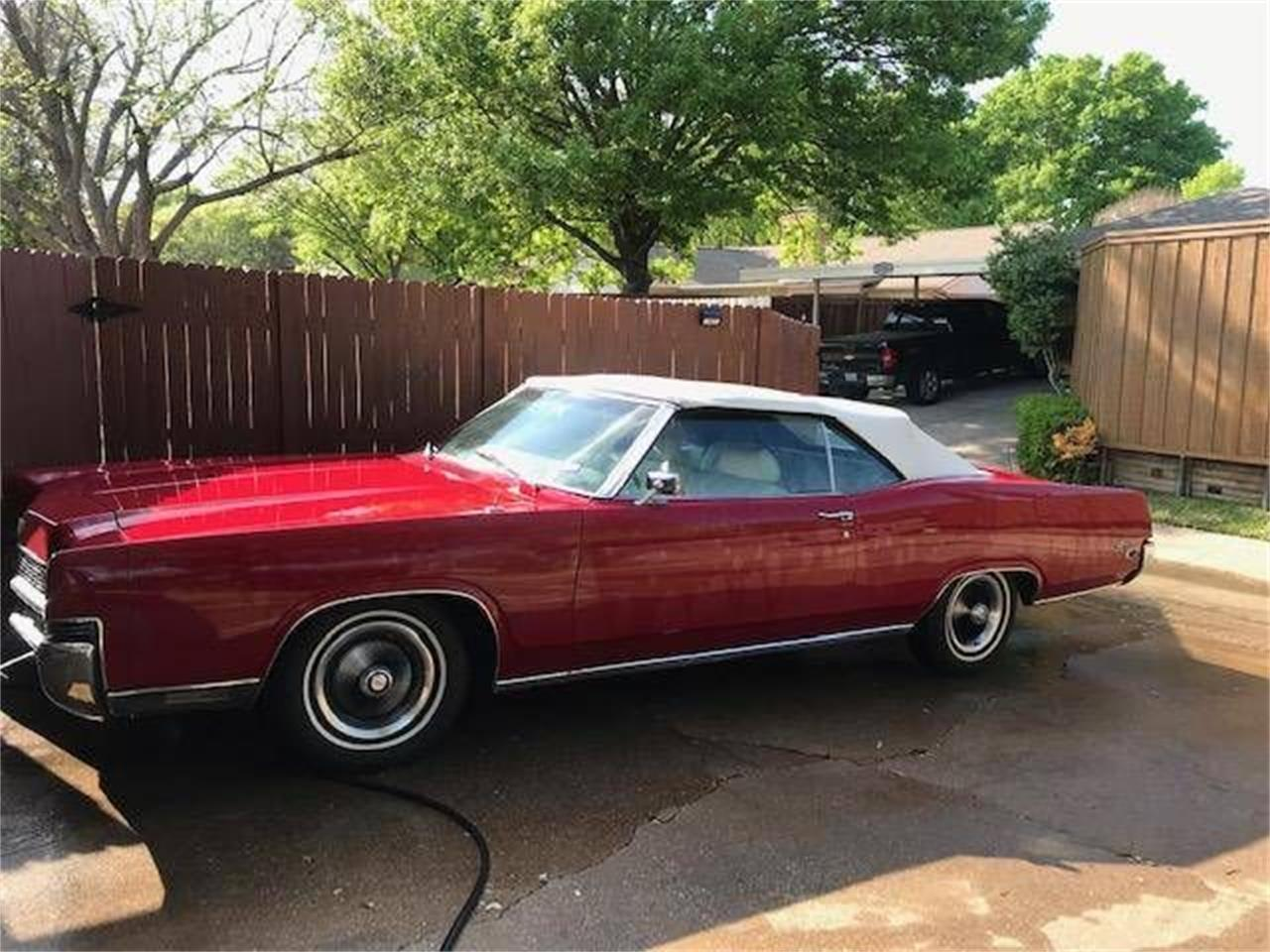 1969 Mercury Marquis (CC-1213570) for sale in Cadillac, Michigan
