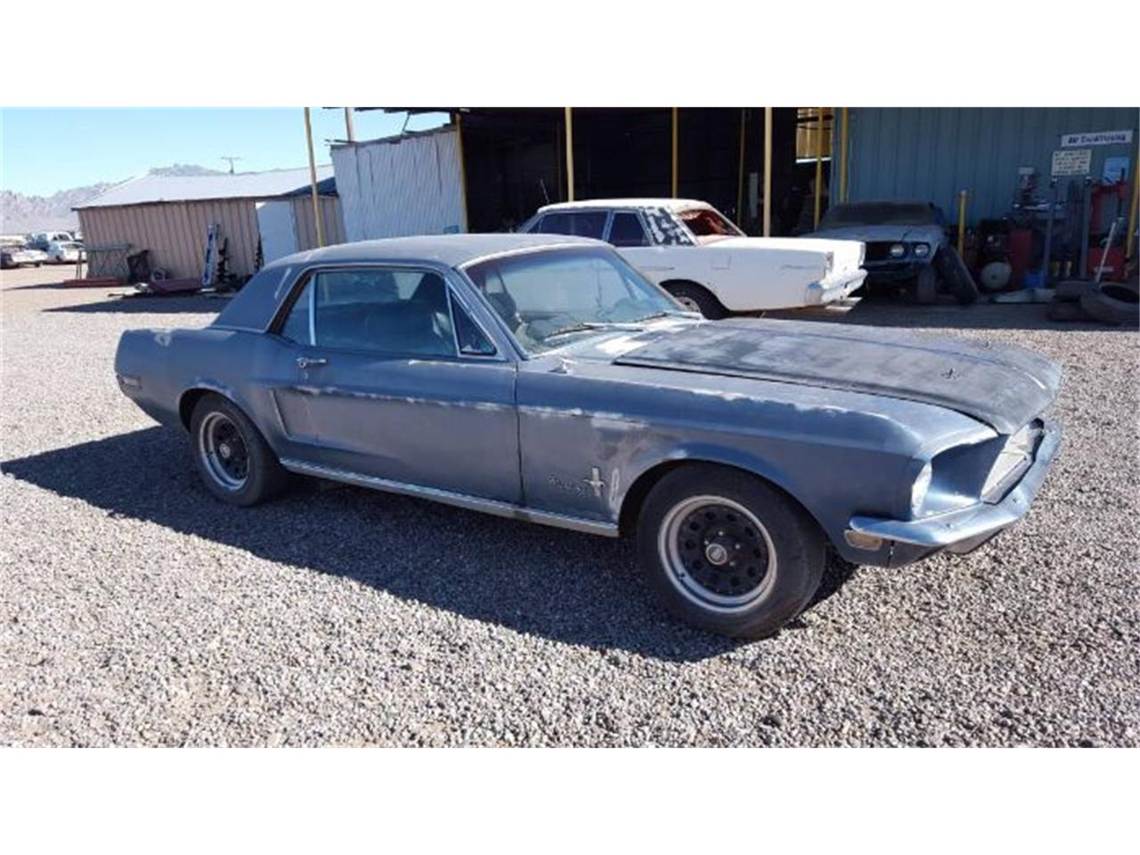 1968 Ford Mustang (CC-1213581) for sale in Cadillac, Michigan