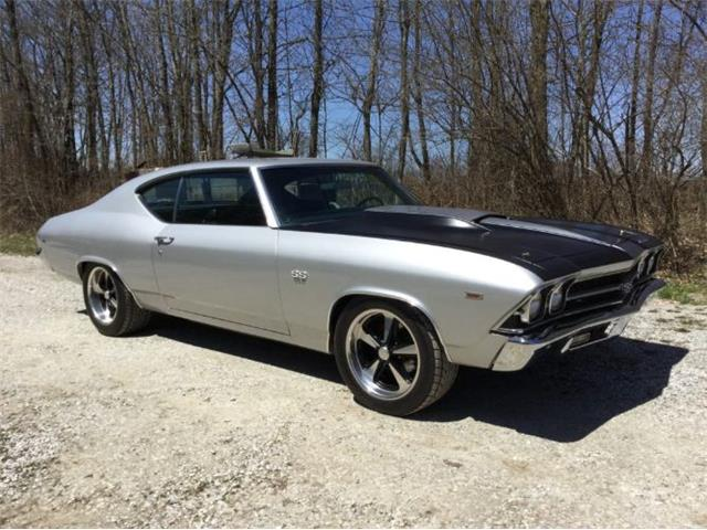 1969 Chevrolet Chevelle (CC-1213600) for sale in Cadillac, Michigan